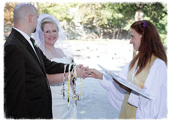 wedding officiant