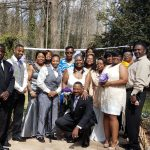 Wedding Minister family pic